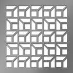 Декоративные решетки из латуни
