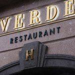Ресторан VERDE