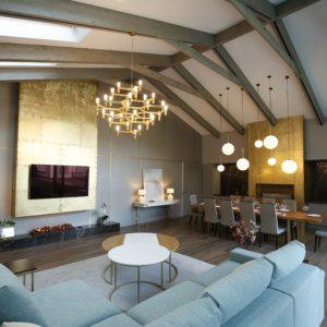 Медь и латунь делают атмосферу в доме теплее и уютнее