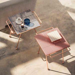 Столики от художника Flavia del Pra