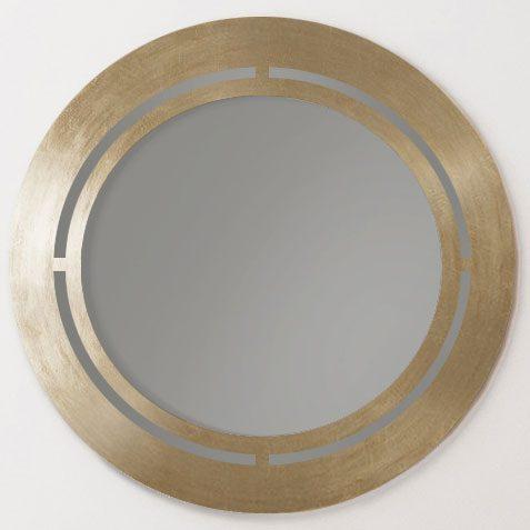 Рамка для зеркала Sight (латунь, нержавеющая сталь))