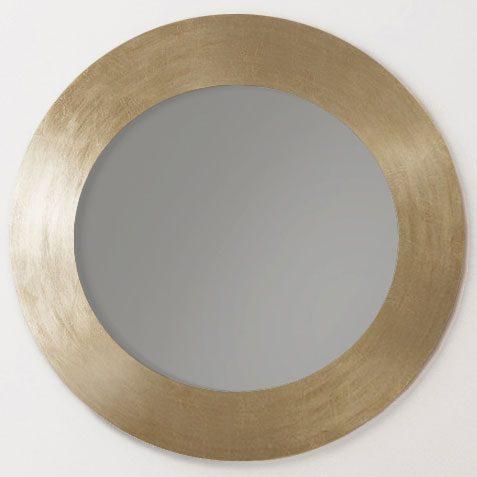 Рамка для зеркала Wheel (латунь, нержавеющая сталь)