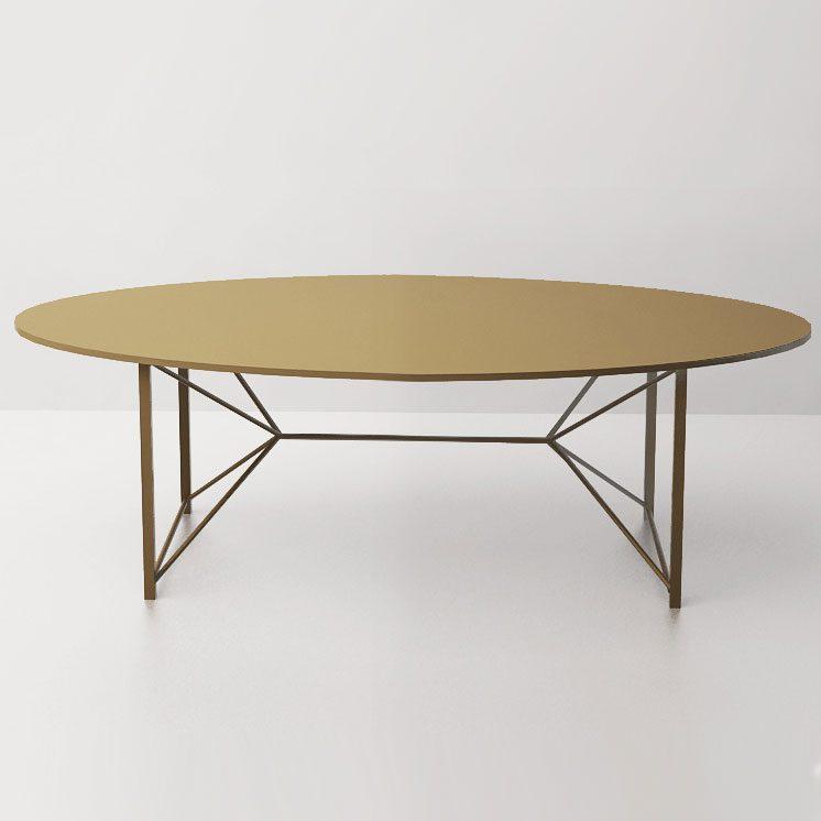 """Кофейный столик """"Эллипс"""" (CT11)"""