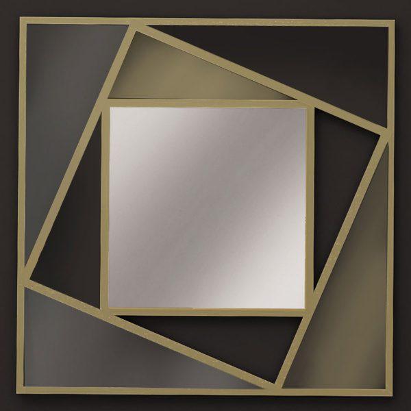 """Настенное зеркало """"Теорема"""" (MA 08) вар.2"""