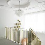 Лестницы из латуни