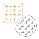 Изготовление декоративных решеток из латуни