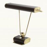 Настольная лампа из латуни
