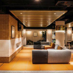 Латунные панели для дизайна потолка