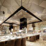 Дизайнерский проект ресторана Play в Дубай