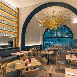 Уникальный и очаровательный итальянский ресторан