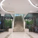 Латунная мастерская для Бизнес-центр «Central City Tower»