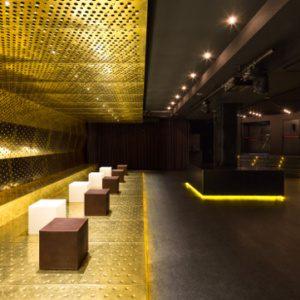 Волшебный дизайн клуба ресторана Canalla Disco в Памплоне