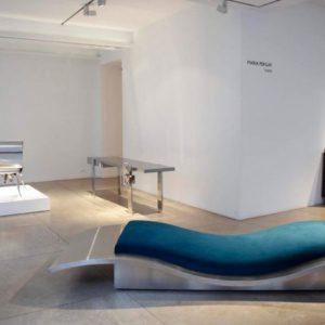 Выставка «Iconic» в лондонской галерее David Gill в 2018 году