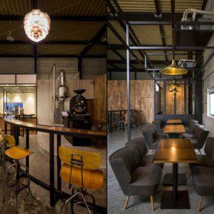 Интерьер арт-кафе: волшебное превращение склада в произведение искусства
