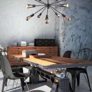 Мебель индустриального стиля