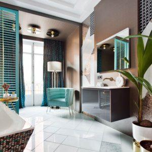 Дизайн ванной комнаты «Tirebeg»