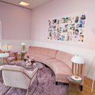 Лондон «Розовая комната»