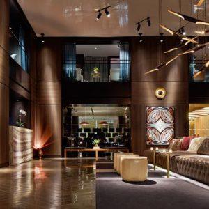 Удивительный эклектичный дизайн отеля Paramount в Нью-Йорке