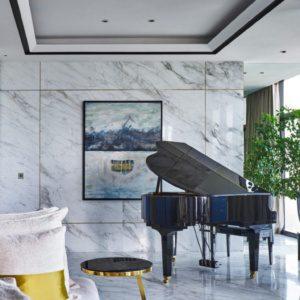 Потрясающий проект от Hirsch Bedner Associates