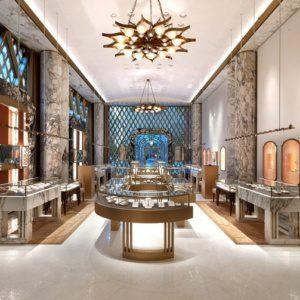 Потрясающая реконструкция магазина Булгари в Нью-Йорке от Питера Марино