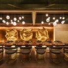 Red Design смотрит на море для западно-японского ресторана Fusion Umi в Шанхае