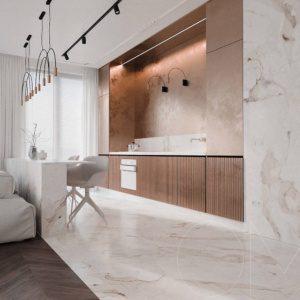 Кухонные медные фасады (часть 2)