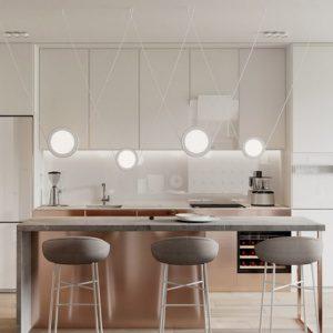 Кухонные медные фасады(1 часть)