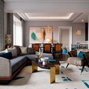 Жан-Луи Деньо обновляет отель Waldorf Astoria в Нью-Йорке.