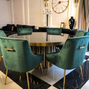Сколько стоит мебель из латуни или других металлов на заказ? Почему так дорого?