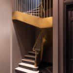 Космическая латунная лестница от Латунной мастерской